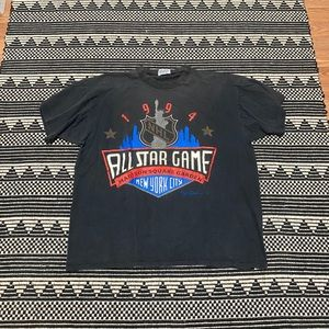 Vintage 90s NHL Hockey Shirt